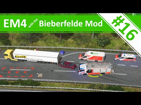 Emergency 4 - Bieberfelde Mod Continuous Gameplay - Ep.16 - Bieberfelde Mod v1.1