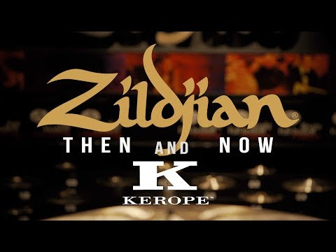 Zildjian Then and Now: A Comparison of Vintage and Modern Cymbal Sounds | Kerope (Part 3 of 4)