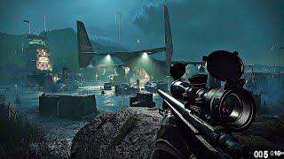 CALL OF DUTY BLACK OPS COLD WAR - Campaign Gameplay Walkthrough PS5 (4K)