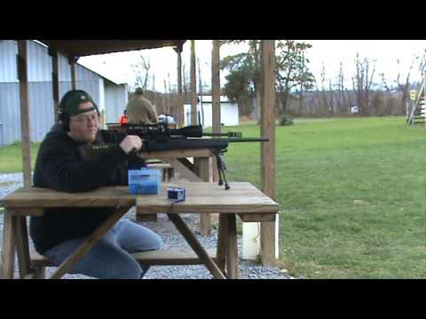 Paul Shooting Remington 700 SPS Tactical .308