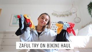 TRY ON BIKINI HAUL | SUMMER 2018