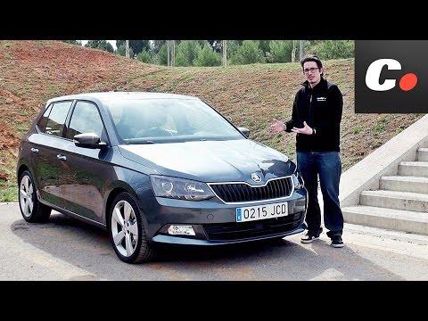 Skoda Fabia   Prueba / Análisis / Test / Review en español   coches.net