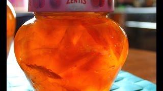 Варенье из арбузных корочек (для молодых)Jam from watermelon crusts (for young people)