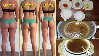 Lose 3-4 KG Weight In A week | Fat BURNER Tea| DIY Fat Cutter Drink For Fast Weight Lose