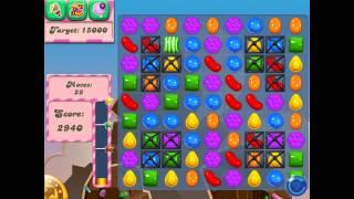 Candy Crush Saga: Level 47 (No Boosters) iPad