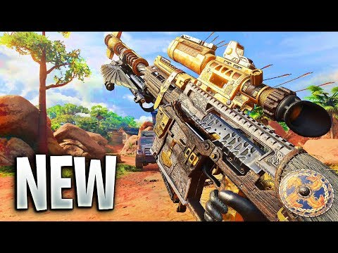 The New Sniper on BO4...