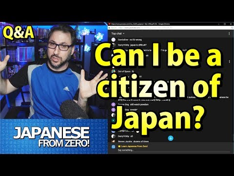 How do you become a citizen of Japan? (Q&A)