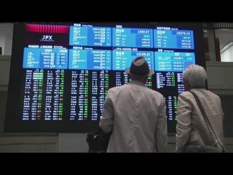 China's long-term economic impact on world markets