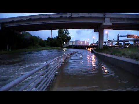 Harvey Brings Heavy Rains to Houston Area