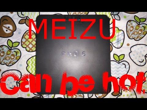 Распаковка посылки с Meizu pro 6 с сайта aliexpress.com
