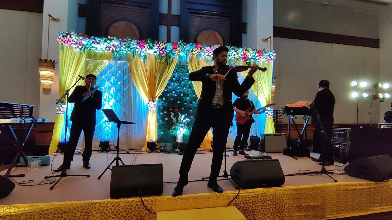 Brown Munde - Sandeep Thakur | Violin Cover | LIVE event