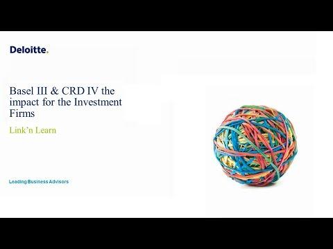 Link'n Learn - Basel III & Solvency II impact for AM
