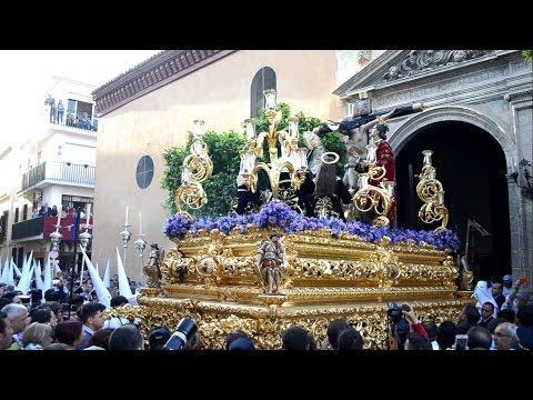 Salida Hermandad de Las Siete Palabras - Semana Santa de Sevilla 2014