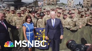 Is It Time For 'President Pence'? New Ad Says Yes | Morning Joe | MSNBC