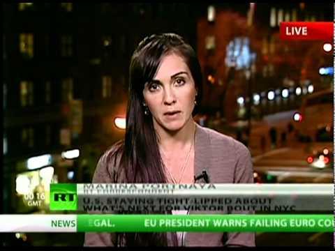 NY prosecutors silent about Viktor Bout