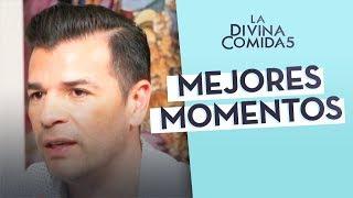La curiosa amistad de Sebastián González con Chespirito - La Divina Comida