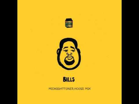 LunchMoney Lewis - Bills (Midnighttuner House Remix)