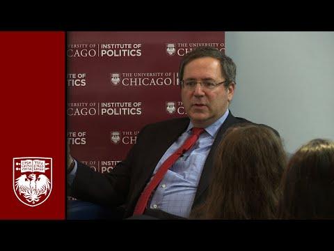 The New York Times' David Sanger on Syria, Iran & the NSA