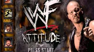 All WWF Attitude (PlayStation) Commentary/Voice Clips