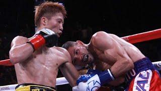 Naoya Inoue vs Antonio Nieves Full Highlights - (Inoue's USA Debut)