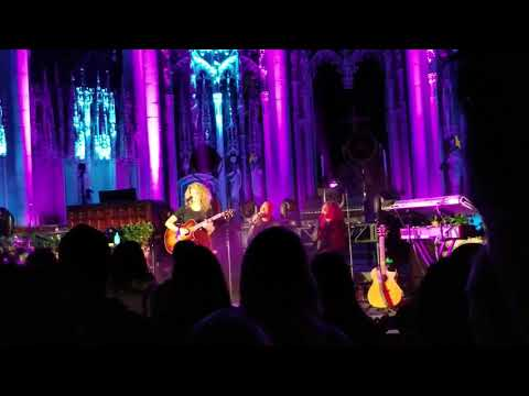 ALL IN MY HEAD // Tori Kelly LIVE at NYC Riverside Church