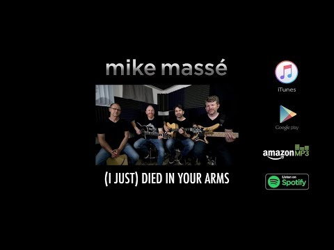 (I Just) Died in Your Arms (acoustic Cutting Crew cover) - Mike Massé Band