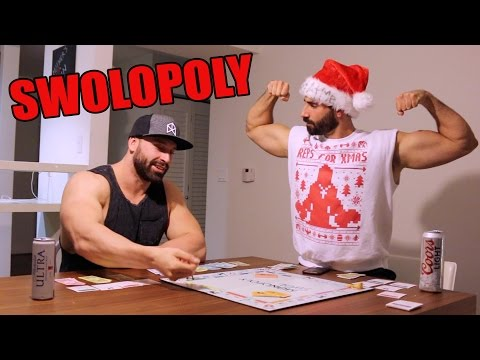 SWOLOPOLY: The Game of Lift