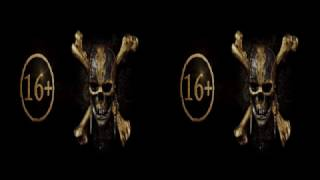Пираты Карибского моря: Мертвецы не рассказывают сказки. Русский трейлер (G) 3D 2K