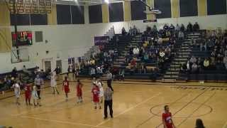 2013 Girls Varsity Basketball Everett VS Grand Ledge