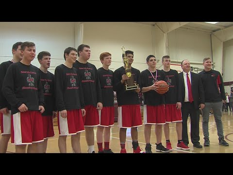 North Love Christian boys repeat as IACS state champs