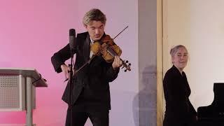 """""""Heimatvogel"""", by Y. Revich (Stradivari), B. Klöckner and S. Keller (buservideo 202)"""