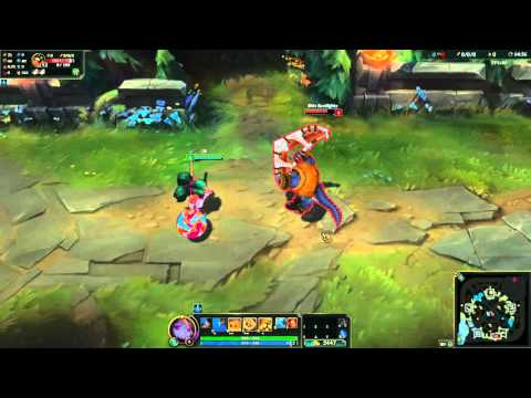 Lollipoppy (Poppy) Skin Spotlight - Pre-Release - League of Legends
