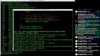 Stream Archive - Rewriting linux-wiiu kernel