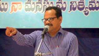 Bro.P.A.SWAMY ON CHANGING LIFE FROM JACOB