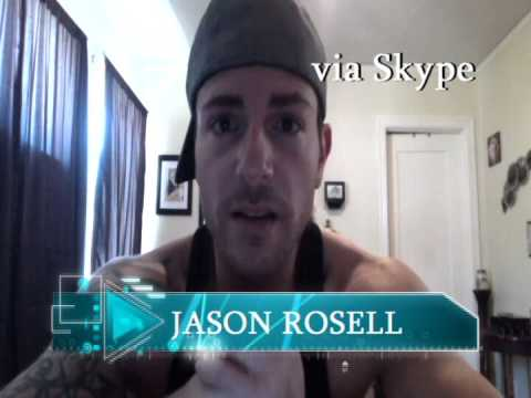 Actor/Artist Jason Rosell from VH1's I Love New York  I Love Money
