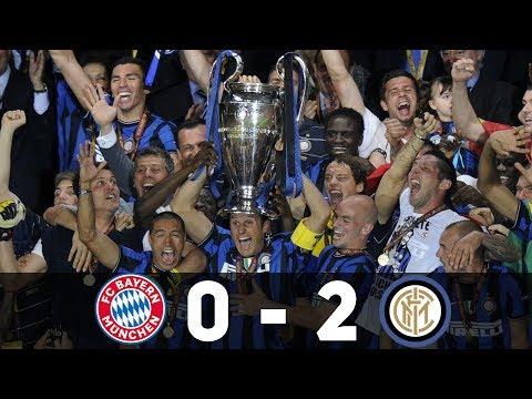 Bayern Munich vs Inter Milan 0-2 UCL Final Highlights (2010)