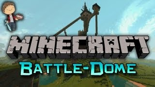 Minecraft: Battle-Dome w/Mitch & Jerome! Number One Player Defeated!