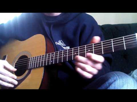 Whiskey Lulla Acoustic Intro  Lesson
