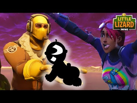 LITTLE KELLY AND RAPTOR HAVE A BABY! PT 1 - Fortnite Short Film