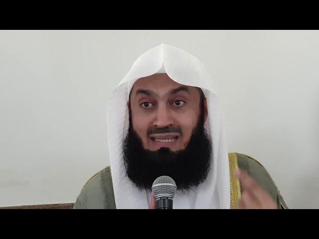 Powerful Explanation of Arabic Sermon - Mufti Menk