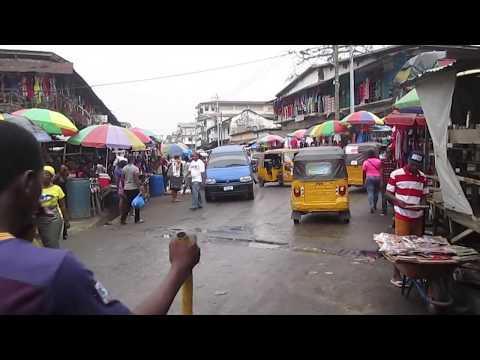 Monrovia Liberia 2017