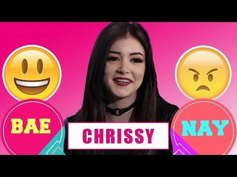 Music Festivals, Instagram Filters and Rompers with CHRISSY COSTANZA #BaeorNay