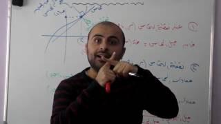 الوحدة الثالثة رياضيات توجيهي علمي - تطبيقات هندسية - 1