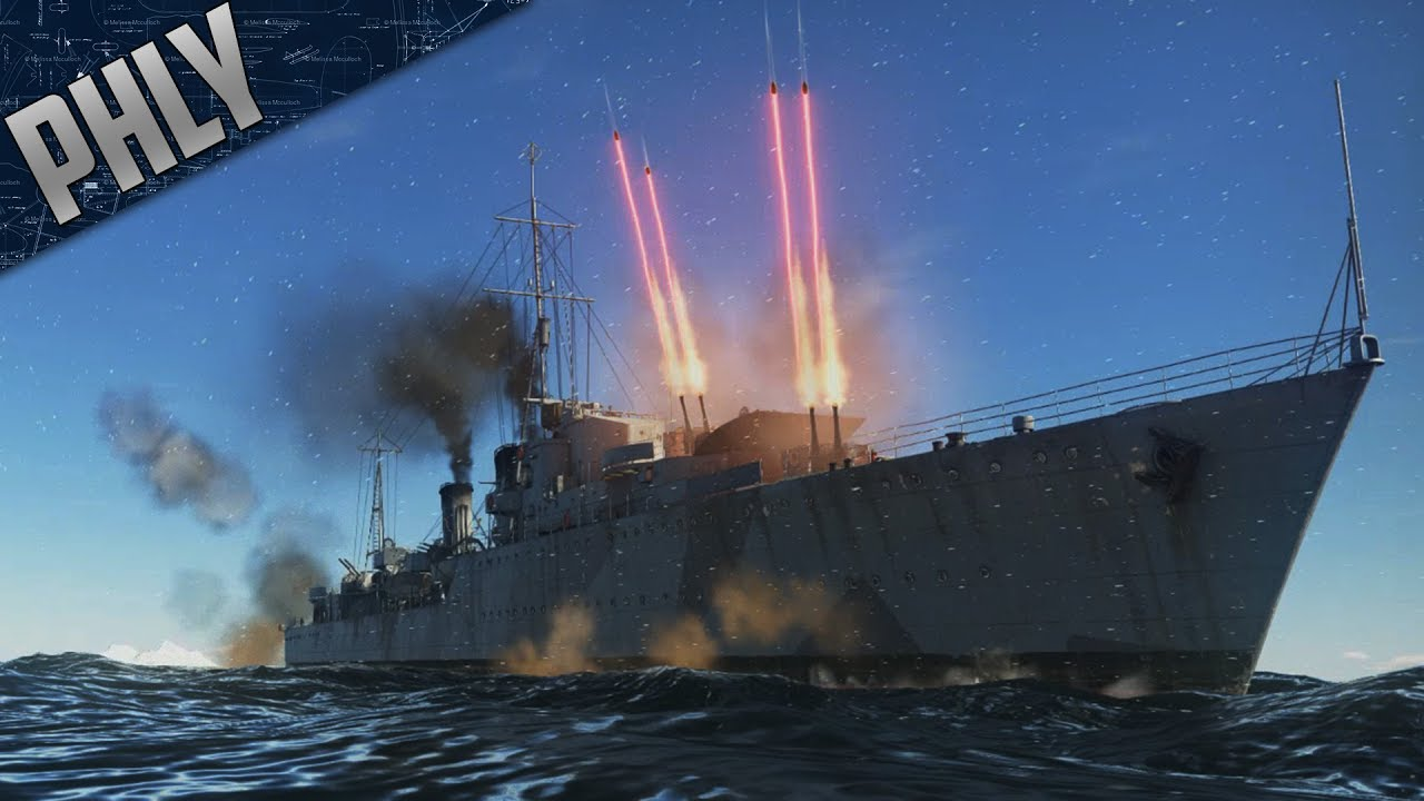 war thunder warships