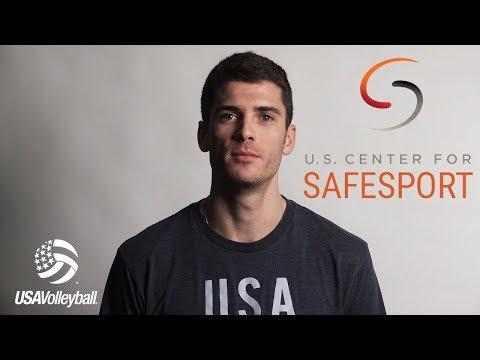 USAV SafeSport PSA | Athlete Safety | Matt Anderson
