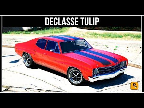 GTA Online: Declasse Tulip - первый маслкар в 2019 году