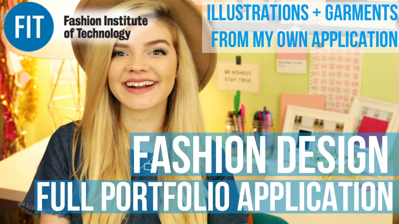 Fashion institute of technology admissions essay