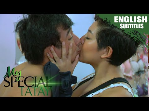 My Special Tatay: Aubrey tries to seduce Boyet | Episode 46