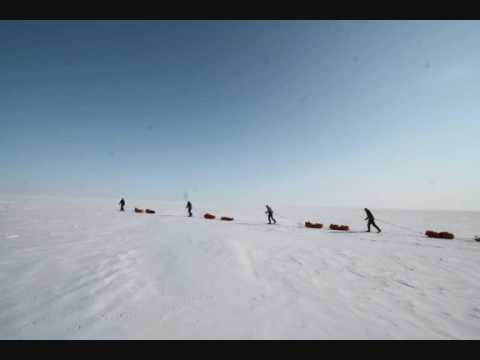 Greenlands ice cap 2008