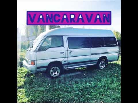 Nissan Caravan - VanCaravan первый старт. Автодром своими руками [VLOG] VanLife Irkutsk